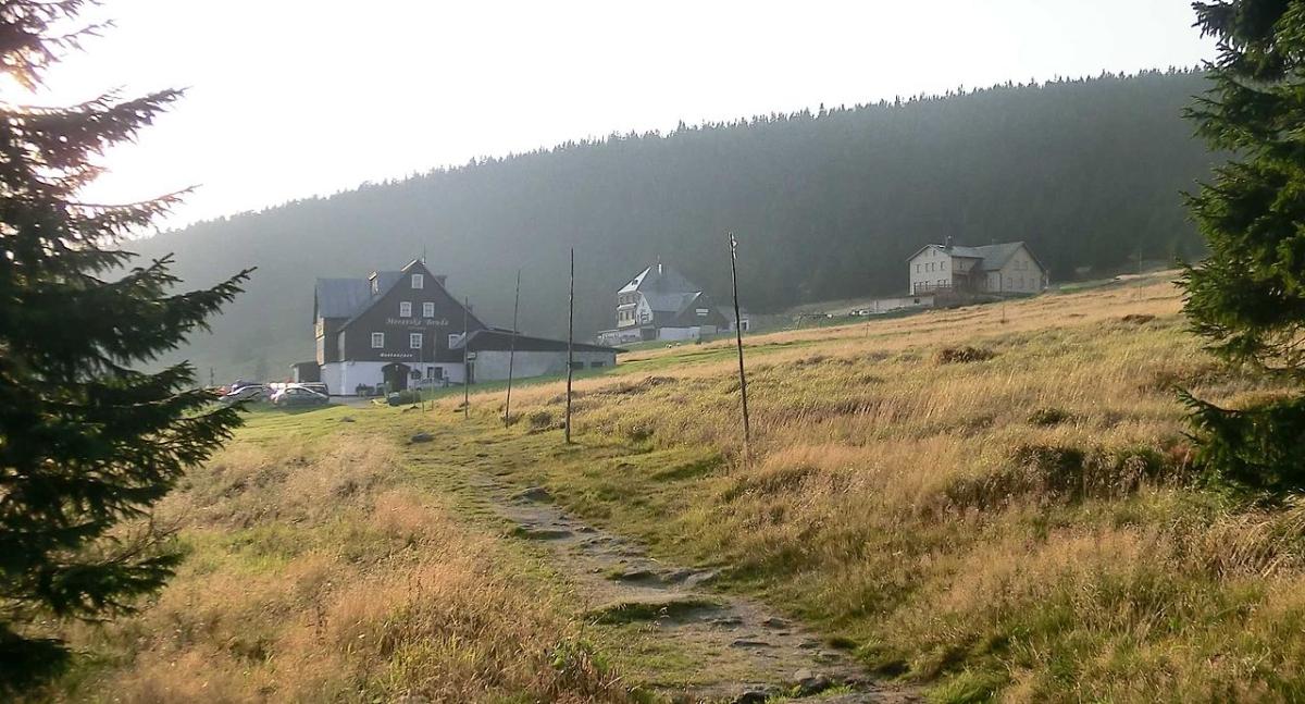 Schronisko Moravska Bouda